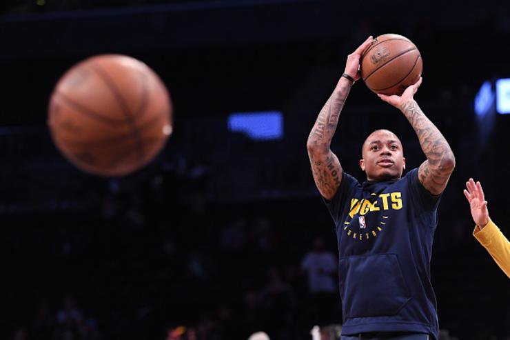 Nuggets guard Isaiah Thomas could return Wednesday vs. Sacramento