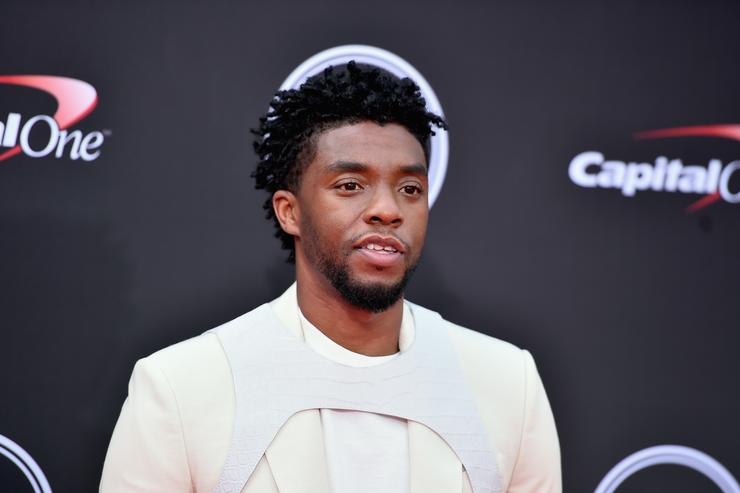Chadwick Boseman Teams Up with Spike Lee for Netflix's Da 5 Bloods