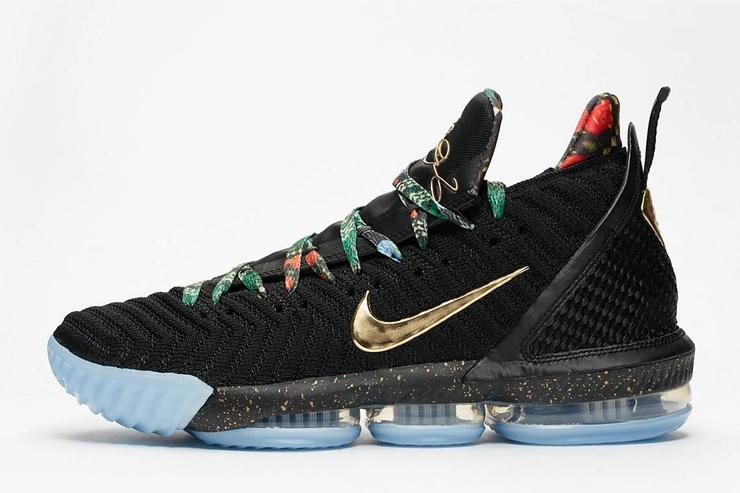 "Nike LeBron 16 ""Watch The Throne"" Releasing This Sunday  New Images 84375aa58"