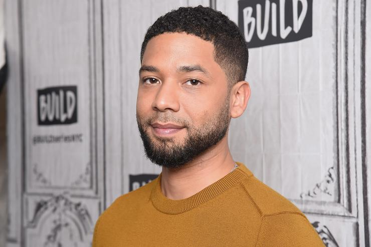 Johnson apologizes for tweet about alleged Jussie Smollett attack