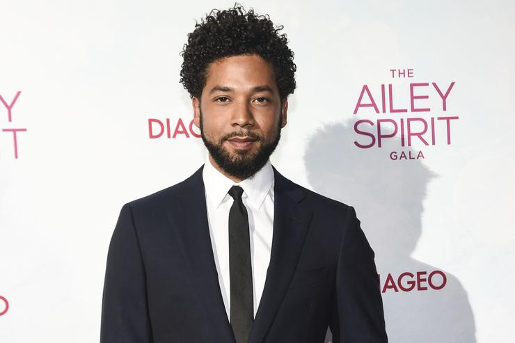 Jussie Smollett: Empire actor denies staging his own 'lynching'