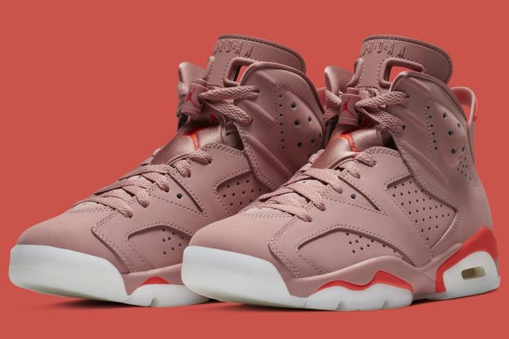 Aleali May x Air Jordan 6 To Debut Next Month  Official Images 6a8e87e80