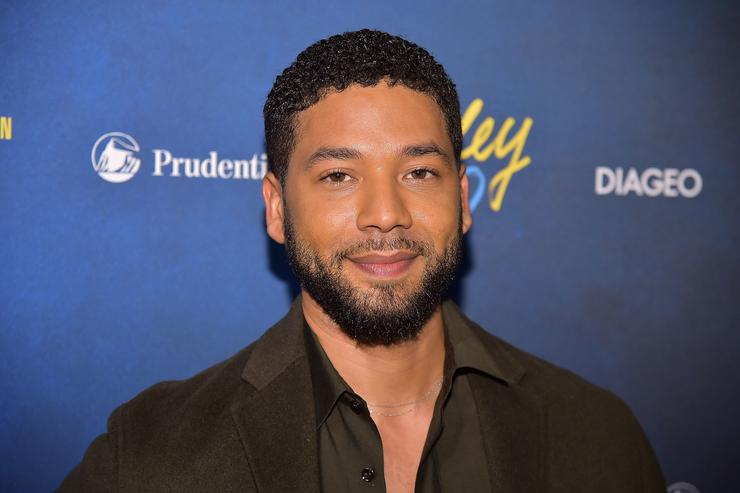 Jussie Smollett is suspected of filing a false report
