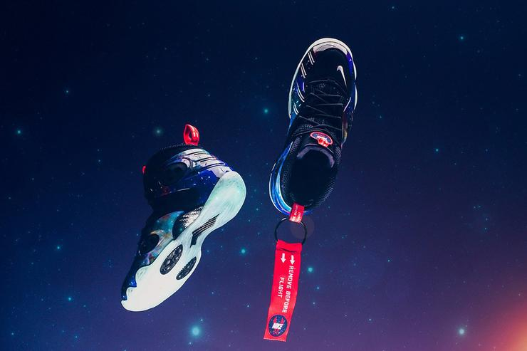 "reputable site cd67d 40794 Nike Zoom Rookie ""Galaxy"" Returns Tomorrow Official Images"