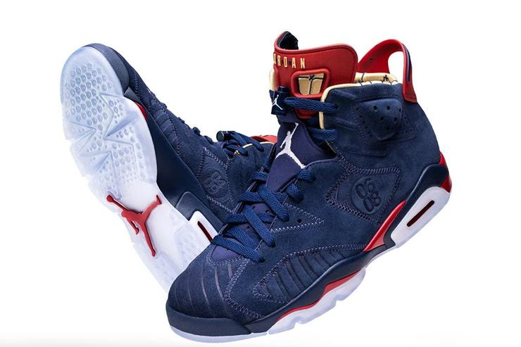 "612b22bac2b79e Air Jordan 6 ""Doernbecher"" Release Details Announced"