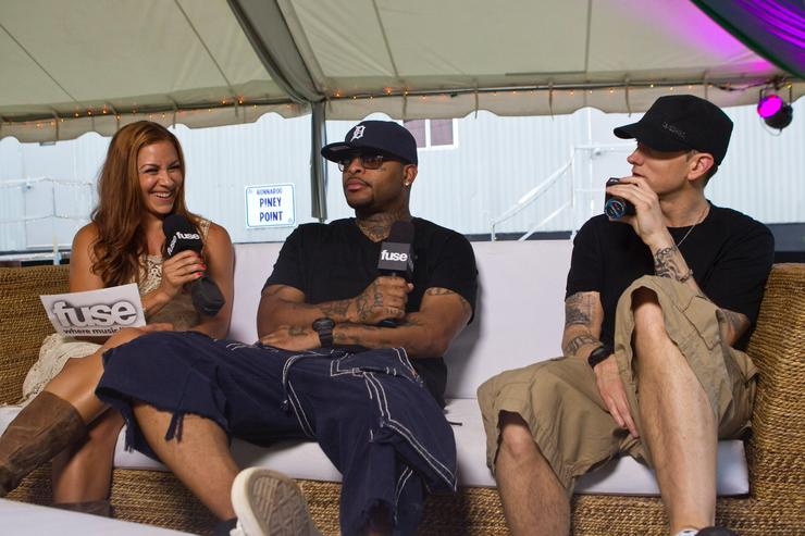 Bad Meets Evil at Bonnaroo