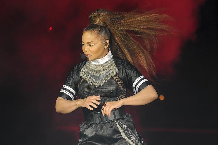 Janet Jackson Announces Las Vegas Summer Residency