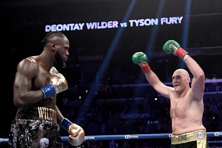 Fury to fight before Wilder rematch: WBC