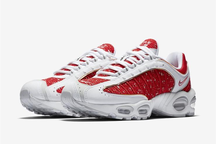 f354a58cd7a Supreme x Nike Air Max Tailwind IV Releasing In Two Colorways