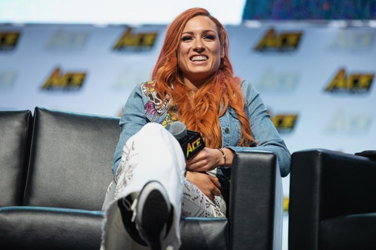 Ronda Rousey Again Insinuates That Becky Lynch Has Penis Envy