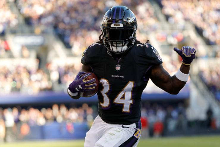 Ravens release Alex Collins following arrest