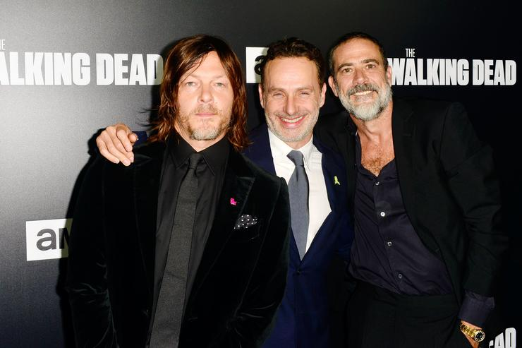 The Walking Dead Getting Third Spinoff Series