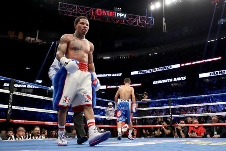 Warrant issued in Virginia for Gervonta Davis