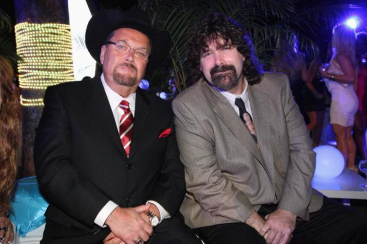 Jim Ross to sign $1 million per year deal All Elite Wrestling