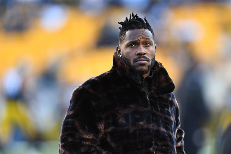 Conflicting reports of Bills-Steelers trade for Antonio Brown