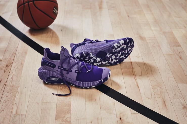 Steph Curry, Under Armour unveil sneakers designed by 9-year-old girl