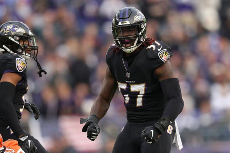 C.J. Mosley Agrees To Five-Year, $85M Deal With Jets
