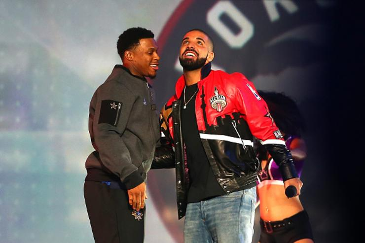 Raptors' Practice Facility Renamed After Drake, OVO Brand