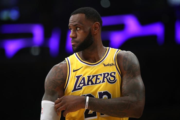 LeBron James trade was contemplated by Lakers owner Jeanie Buss