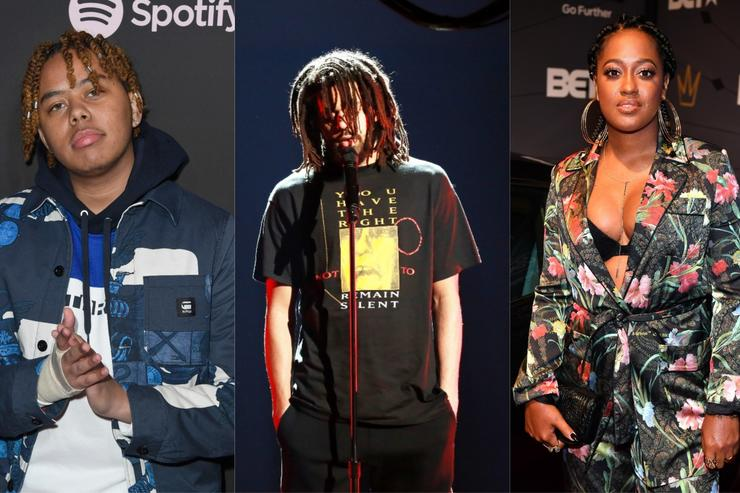 YBN Cordae and J. Cole lead the charge for the Carolinas