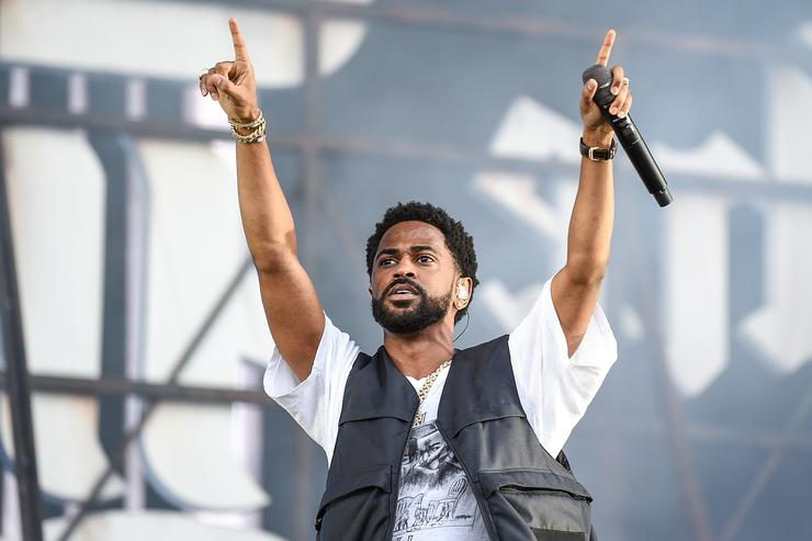 Big Sean spent the past year focusing on his mental health