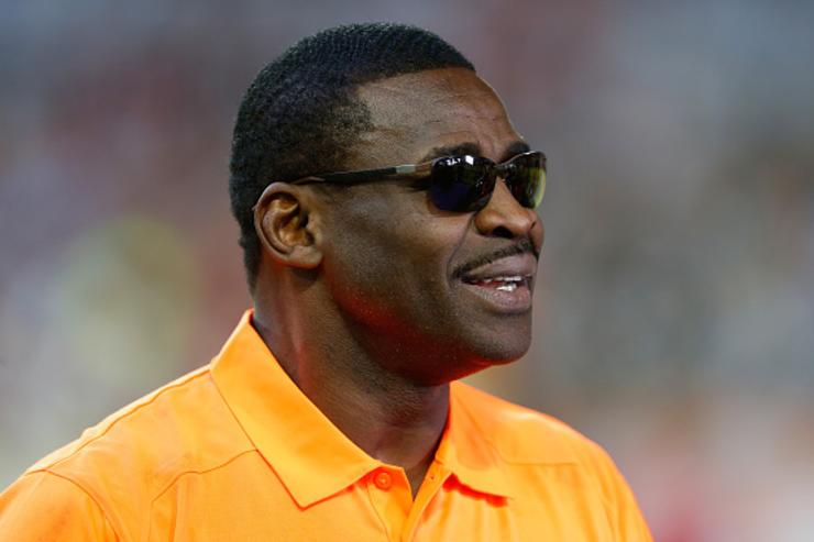 Michael Irvin Asking Cowboys Nation For Support