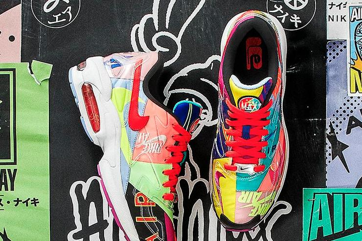 competitive price 1cb8d 74fdf Atmos x Nike Air Max2 Light Collab Gets April Release Date