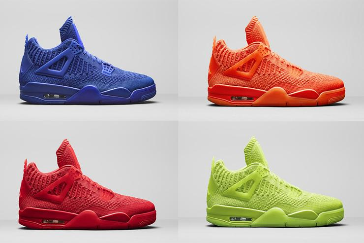 352ca001cfc Air Jordan 4 Flyknit Set To Release In Select Regions Across The Globe