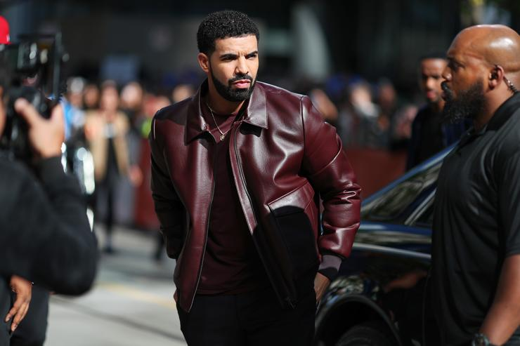 Drake Shows Off $1 Million Outfit