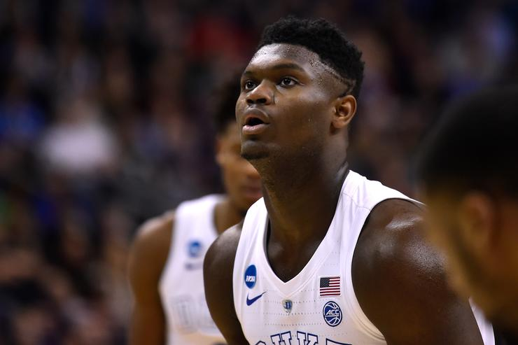 Duke 'Looking Into' Michael Avenatti's Claim Nike Paid Zion Williamson's Mother