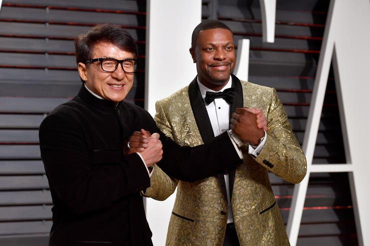 Rush Hour 4 Teased By Jackie Chan And Chris Tucker