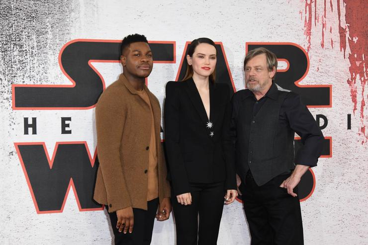 The Saga Ends in 'Star Wars: The Rise of Skywalker' Trailer