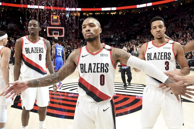 NBA Thunder vs Blazers Game 2 Spread and Prediction