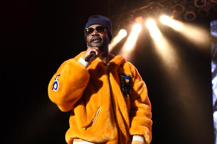 juicy j performing for mac miller tribute event