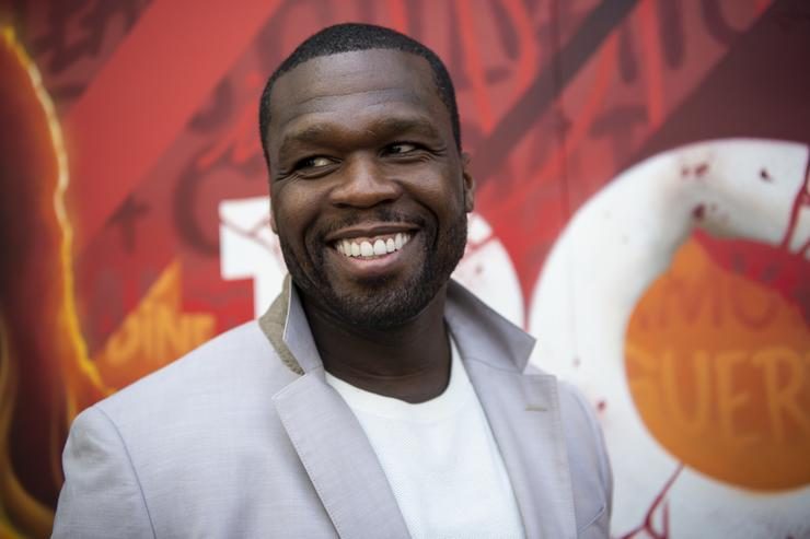 Curtis '50 Cent' Jackson attends the presentation of 'Power' Fourth Season on June 26, 2019 in Barcelona, Spain