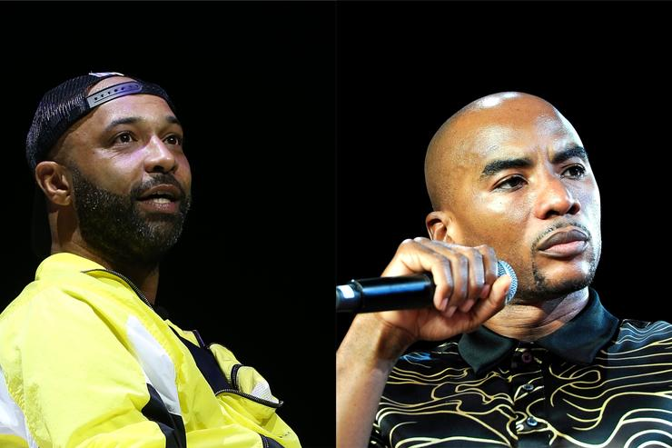 Joe Budden & Charlamagne tha God, hip-hop's biggest agitators