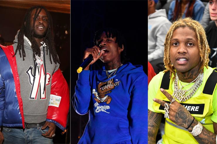 Chief Keef, Polo G & Lil Durk