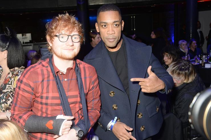 Ed Sheeran & Wiley