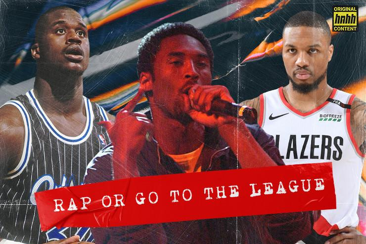 Rap Or Go To The League: HNHH Story of NBA Players turned Rappers