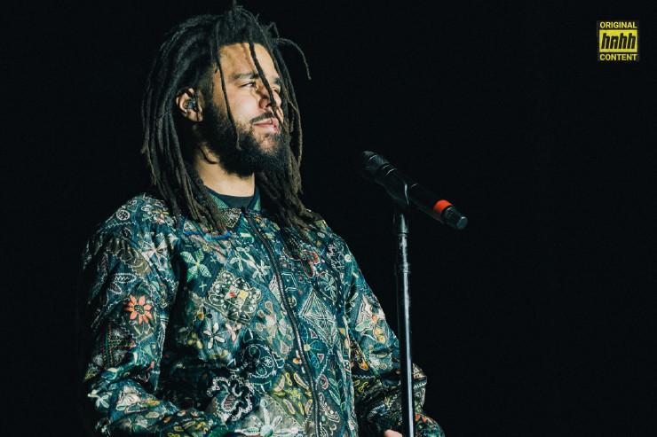 J. Cole at Day N Vegas 2019