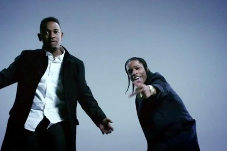 "A$AP Rocky Says Kendrick Lamar Is ""Smoking Crack"" If He ..."