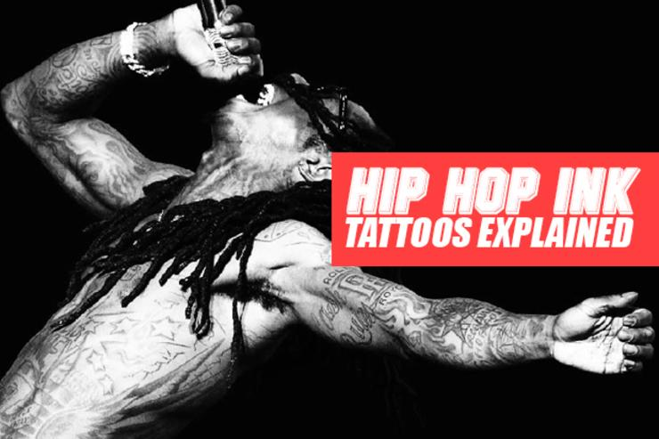 Hip Hop Ink Gang Tattoos Explained