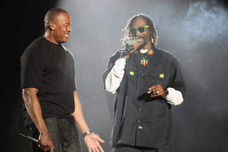 Dr Dre Wants To Tour Europe With Snoop Dogg, Eminem -5679
