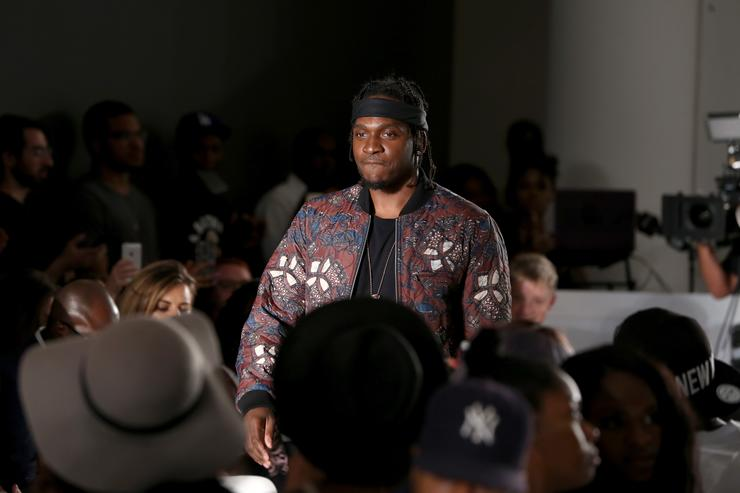 Pusha T at the BET Digital Presents, How To Rock event