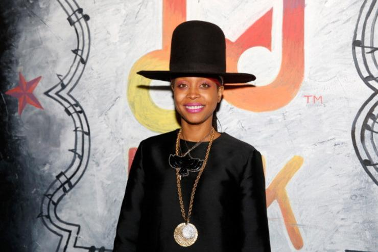 Erykah Badu at The Samsung Galaxy Experience At SXSW 2014
