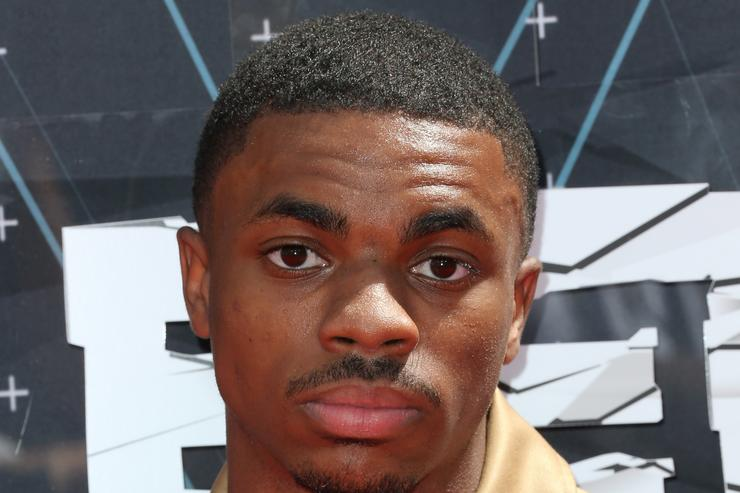 2015 BET Awards - Arrivals Vince Staples