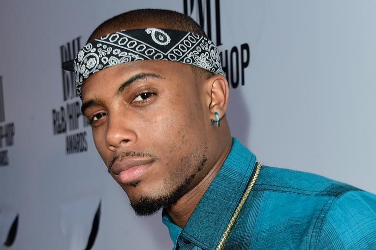 2015 BMI R&B/Hip-Hop Awards - Red Carpet B.o.B.