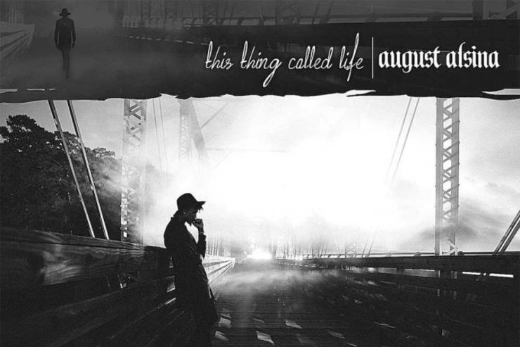 """""""This Thing Called Life"""" album cover"""