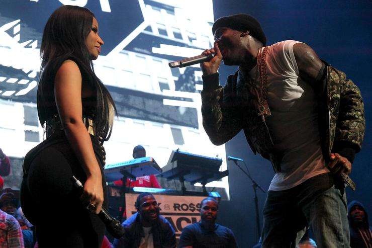 Meek & Nicki at Powerhouse 2015