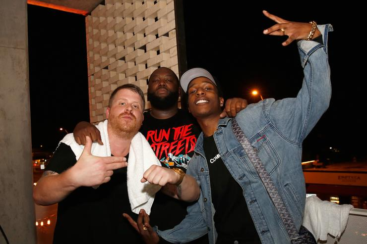 Run the Jewels & ASAP Rocky